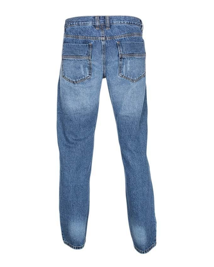 Men's Regular Fit Light Blue  Jean
