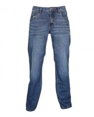 Light Blue Men's Regular Fit Jeans Light Blue 42