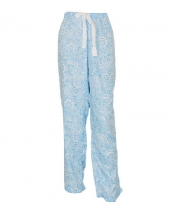 Blue Tile Sleep Wear Pajamas Blue Tile S