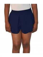 Navy Blue Ladies Shorts navy blue s