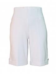 White -Ladies Slims Short white x