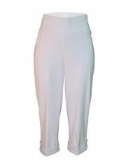 White- Ladies Slims white 3