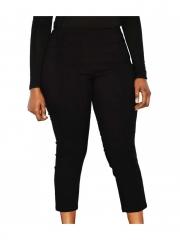 Classic Pull on Capri Pants black 18