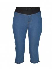 Skinny Leg Pull on Pant blue 42