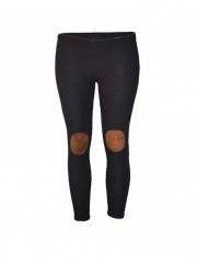 Black Ladies Leggings black s