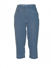 Light Blue Womens Capri Pants light blue 18