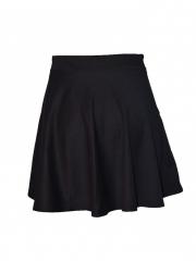 Black Skater Skirt black s