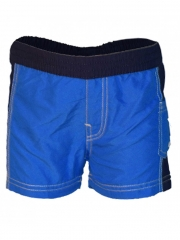 Blue Kids Beach Short blue 12m