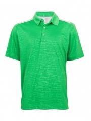 Green Flash / Light Grey Eye-Catching T-Shirt green/grey s