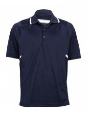 Classic Navy Eye-Catching Polo T-Shirt classic navy s