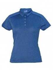 Blue Womens Polo T- shirt blue s