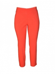 Dark Coral Classic Pull On Pant dk coral 8