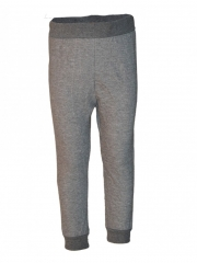 Grey Kids Jogger Pants grey m