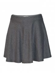 Grey Skater Skirt grey m