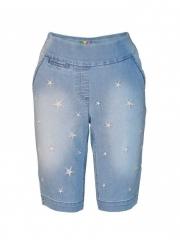Light Blue Womens Shorts light blue 10