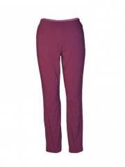Purple Womens Pull On Pants purple 16