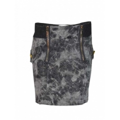 Dirty Grey Girls Skirt dirty grey m