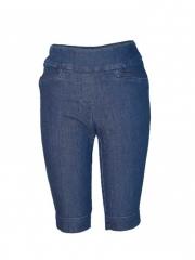 Dark Blue Womens Shorts dark blue 6
