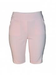 Peach Womens Shorts pink 8