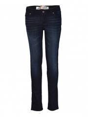 Dark Blue Ladies Pants dark blue 8