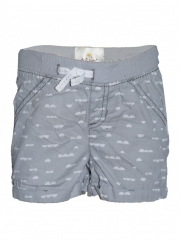 Grey Kids Short Grey 4T