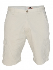 Silver Mens Short Beige 30