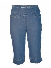 Blue Womens Shorts blue 6