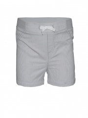 Grey Stripped Kids Short grey stripped 12m