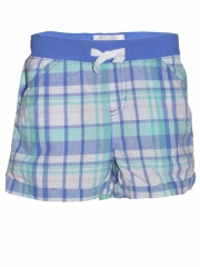 Multicolored Checked Kids Shorts multicolouredchecked 4t