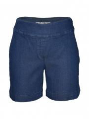 Blue Womens Shorts blue 10