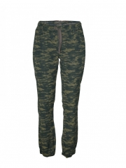 Green Camo Jogger Pants green s