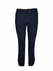 Blue Camo Jogger Pants blue s
