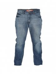 Light Blue Denim Mens Pants light blue 29