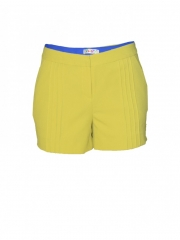 Lime Green Womens Short lime green l