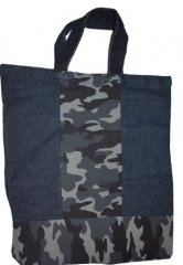 Medium Grocery/Shopping Bag multicolored 16.5 by 14.5