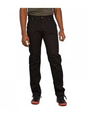 Black Mens Chinos black 8