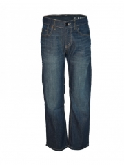 Blue Denim Straight Fit Boys Pants blue 8