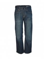 Blue Denim Straight Fit Boys Pants blue 8
