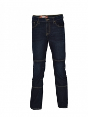 Dark Blue Mens Denim Pants dark blue 26