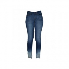 Light Blue Women's Skinny Pants light blue 26