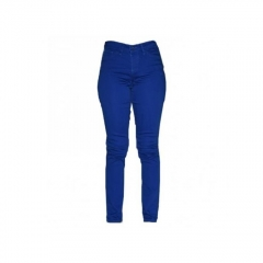 Royal Blue Women's Skinny Pants royal blue 6