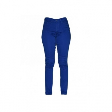 Royal Blue Women's Skinny Pants royal blue 14