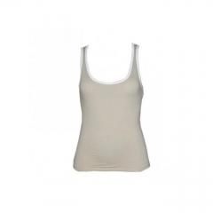 Beige Women's Tank Tops beige s