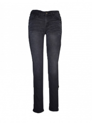 Black womens Skinny Pants black 26