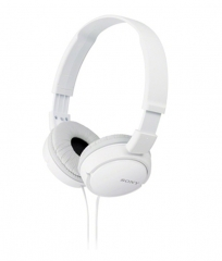 Sony On-Ear Extra Bass Wired 1Headphones - White