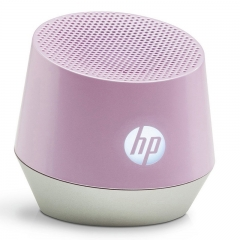 HP S4000 Mini Portable Speaker For Pc Notebook Tablet & Phones Pink