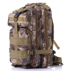 Hiking Rucksack Tactical Duffle Molle Shoulder Bags Transport Pack Military Assault Bag Backpack