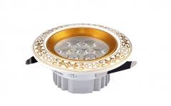 JEOU 7W led downlight white light typeA Pure white 12*12*9cm 7w