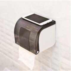 Magic suction waterproof tissue box Coffee 17*13*13.5cm