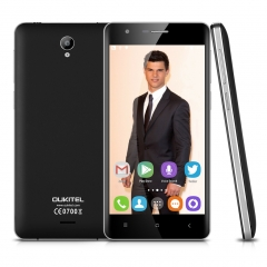 "5.0"" OUKITEL K4000 Lite 4G IPS 2G RAM 16G ROM 13.0MP Smartphone Black"